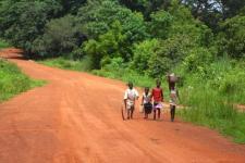 reizen Ghana