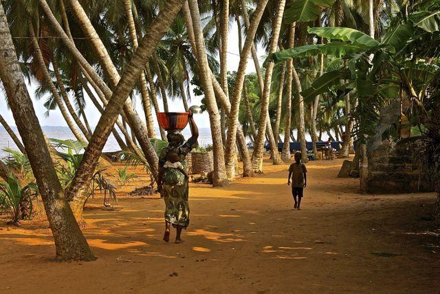 rondreis Benin