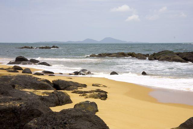 Banana Island Sierra Leone