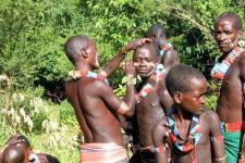 Lokale stammen in Ethiopie, Athiopien, Ethiopia