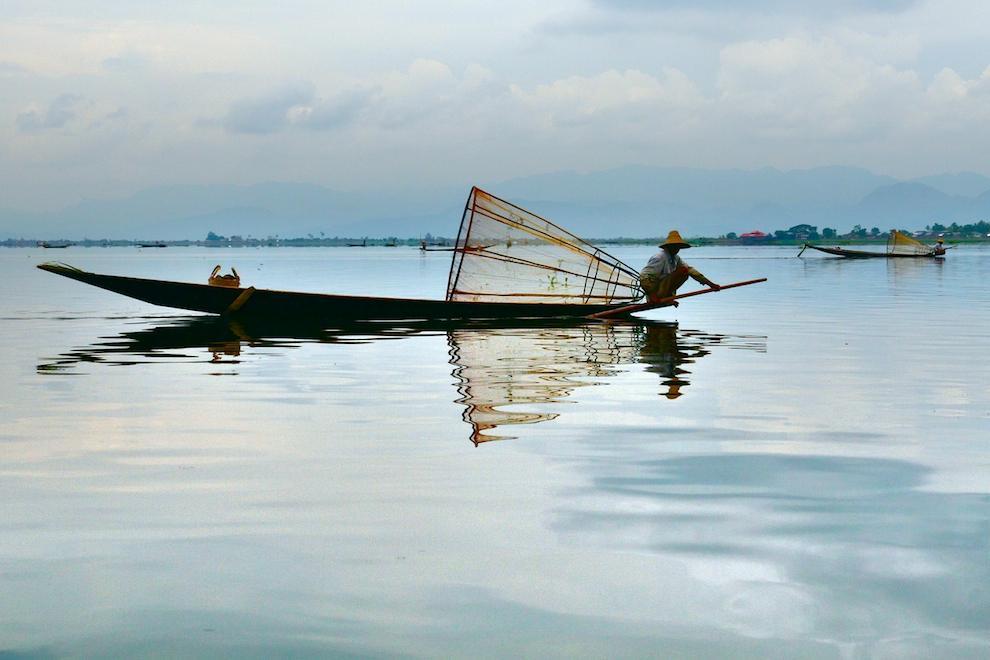 Inle Lake Myanmar, Birma